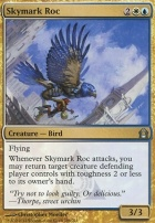 Return to Ravnica Foil: Skymark Roc