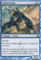 Return to Ravnica Foil: Tower Drake