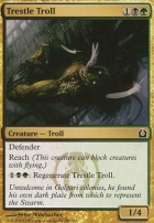 Return to Ravnica: Trestle Troll