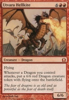Return to Ravnica Foil: Utvara Hellkite