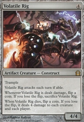 Return to Ravnica: Volatile Rig