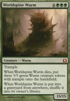 Return to Ravnica: Worldspine Wurm