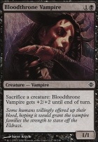 Rise of the Eldrazi Foil: Bloodthrone Vampire