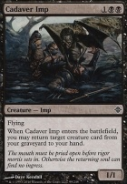 Rise of the Eldrazi: Cadaver Imp