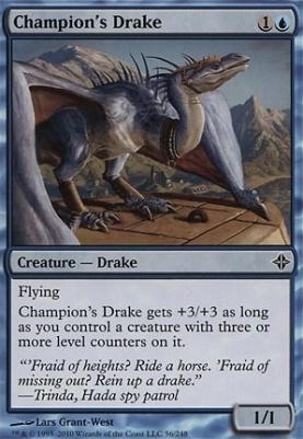 Rise of the Eldrazi: Champion's Drake