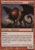 Rise of the Eldrazi Foil: Conquering Manticore