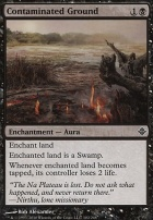 Rise of the Eldrazi: Contaminated Ground