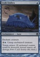 Rise of the Eldrazi Foil: Crab Umbra