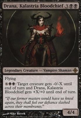 Rise of the Eldrazi: Drana, Kalastria Bloodchief