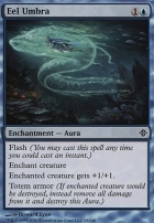 Rise of the Eldrazi Foil: Eel Umbra