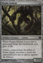 Rise of the Eldrazi: Enatu Golem