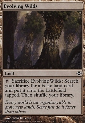 Rise of the Eldrazi: Evolving Wilds