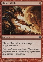 Rise of the Eldrazi: Flame Slash
