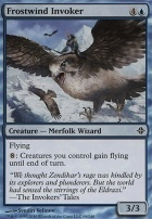 Rise of the Eldrazi Foil: Frostwind Invoker