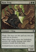 Rise of the Eldrazi: Haze Frog