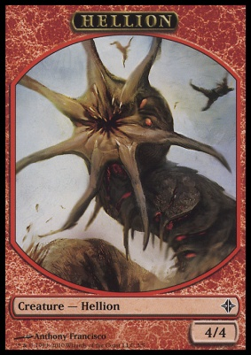 Rise of the Eldrazi: Hellion Token