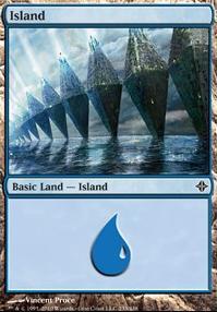 Rise of the Eldrazi: Island (233 A)