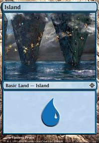 Rise of the Eldrazi: Island (234 B)