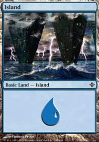 Rise of the Eldrazi: Island (235 C)