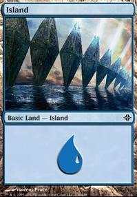 Rise of the Eldrazi: Island (236 D)