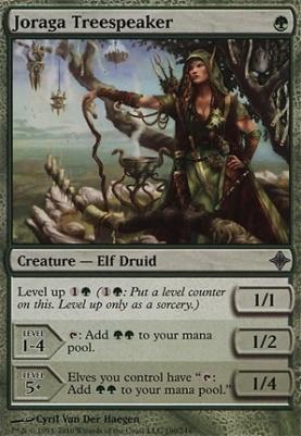 Rise of the Eldrazi: Joraga Treespeaker