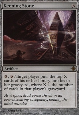Rise of the Eldrazi: Keening Stone