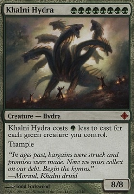 aspect of the hydra deck