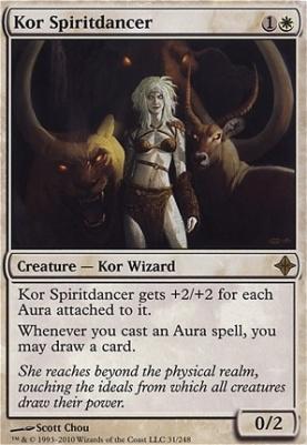 Rise of the Eldrazi: Kor Spiritdancer