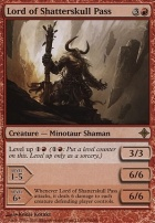 Rise of the Eldrazi: Lord of Shatterskull Pass