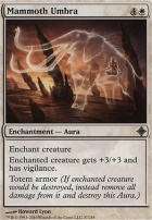 Rise of the Eldrazi: Mammoth Umbra