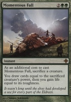 Rise of the Eldrazi Foil: Momentous Fall