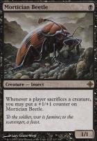 Rise of the Eldrazi Foil: Mortician Beetle