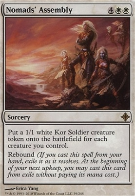 Rise of the Eldrazi: Nomads' Assembly