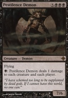 Rise of the Eldrazi: Pestilence Demon