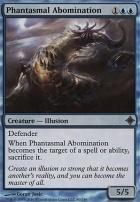 Rise of the Eldrazi: Phantasmal Abomination