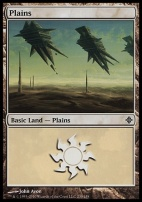 Rise of the Eldrazi: Plains (230 B)