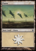 Rise of the Eldrazi: Plains (231 C)
