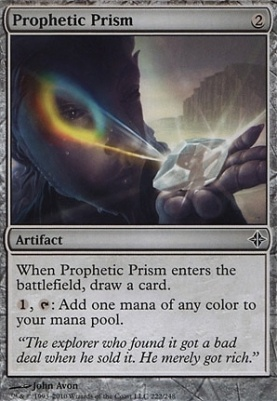 Rise of the Eldrazi: Prophetic Prism