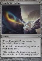 Rise of the Eldrazi Foil: Prophetic Prism