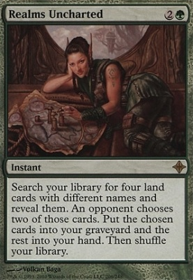 Rise of the Eldrazi: Realms Uncharted