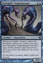 Rise of the Eldrazi Foil: Renegade Doppelganger
