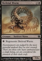 Rise of the Eldrazi: Skeletal Wurm