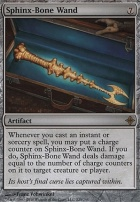 Rise of the Eldrazi: Sphinx-Bone Wand