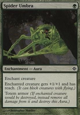 Rise of the Eldrazi: Spider Umbra