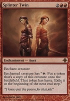 Rise of the Eldrazi: Splinter Twin