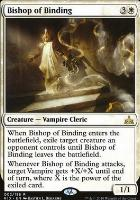 Rivals of Ixalan: Bishop of Binding