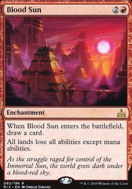 Rivals of Ixalan: Blood Sun