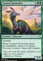 Rivals of Ixalan: Crested Herdcaller