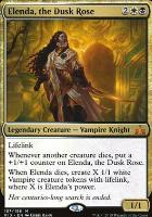 Rivals of Ixalan: Elenda, the Dusk Rose