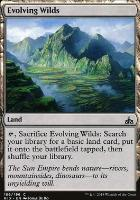 Rivals of Ixalan: Evolving Wilds